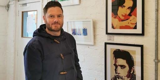 Gray Hirst - Meet The Artist