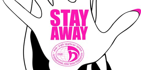 "Womens ""Stay Away"" Self Defence Seminar tickets"