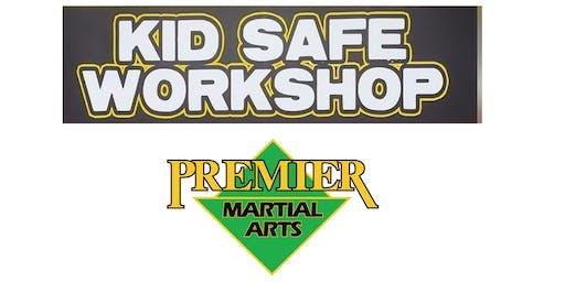 PMA Kid Safe Workshop
