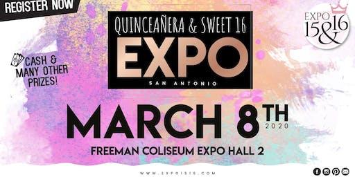 Expo 15 & 16 - Quinceanera & Sweet 16