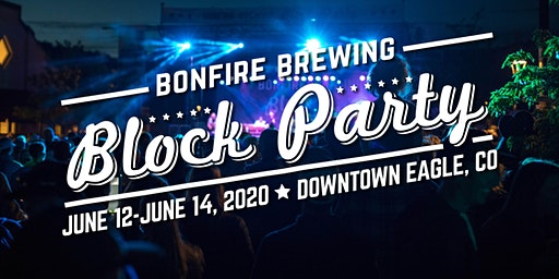Bonfire Block Party 2020