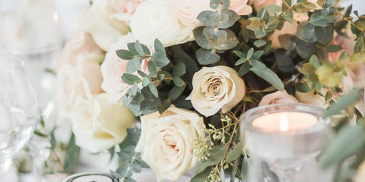 Floral Arranging with LOLA wines - Rosé Wine