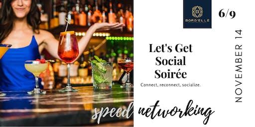 Professional Socializing Soirée