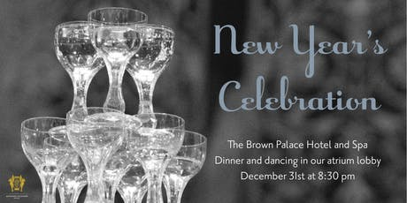 New Year's At The Brown Palace Hotel and Spa tickets