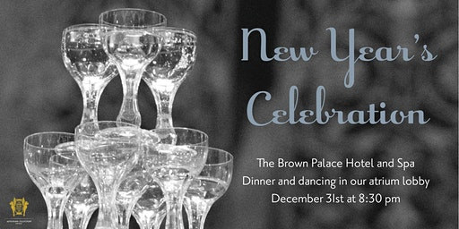 New Year's At The Brown Palace Hotel and Spa