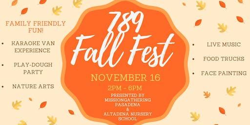 789 Fall Fest