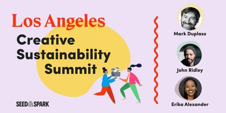 Los Angeles Creative Sustainability Summit tickets
