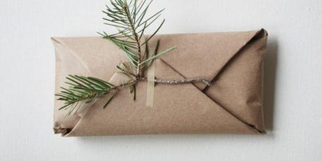 Zerowaste Wrapping Workshop tickets