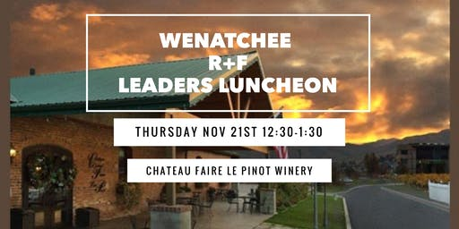 Wenatchee Rodan + Fields Leaders luncheon