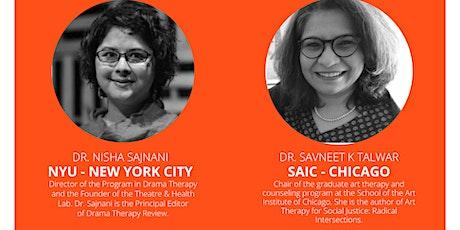 BIPOC Forum with Nisha Sajnani and Savneet Talwar tickets