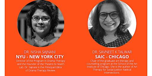 BIPOC Forum with Nisha Sajnani and Savneet Talwar