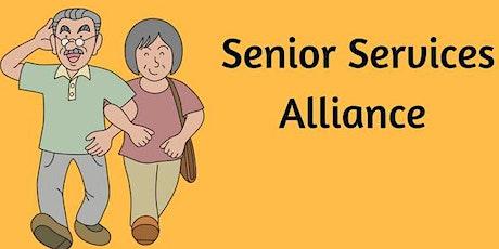 Senior Services Alliance Breakfast, August 2020 tickets