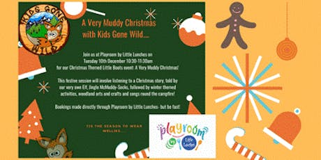 A Very Muddy Christmas with Kids Gone Wild tickets