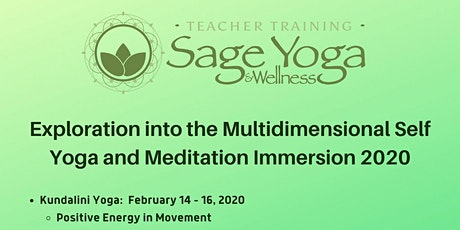 Yoga and Meditation Immersion 2020/21 tickets