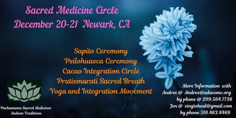 Sacred Medicine Ceremony and Integration Circle tickets