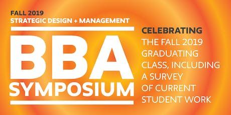 BBA Fall Symposium tickets