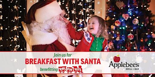 Applebee's Grill + Bar Breakfast with Santa 2019 @ Bay Plaza Shopping Center