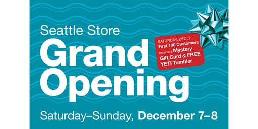 West Marine Seattle Presents Grand Opening Celebration