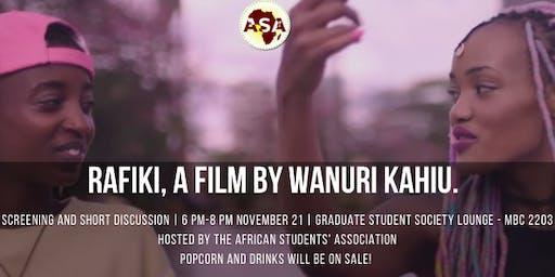 Rafiki, a film by Wanuri Kahiu
