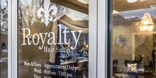 Royalty Hair  Salon's Annual Holiday Open House