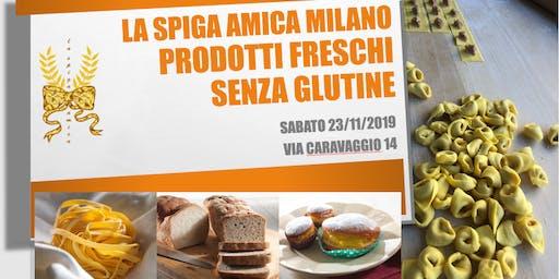 Apertura Spiga Amica Milano