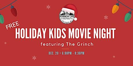Kids Holiday Movie Night tickets