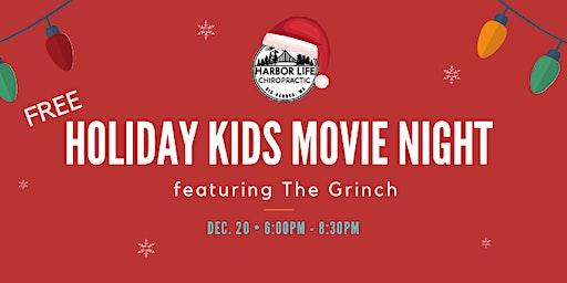 Kids Holiday Movie Night