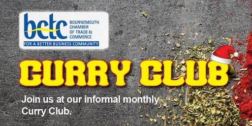 November BCTC Curry Club