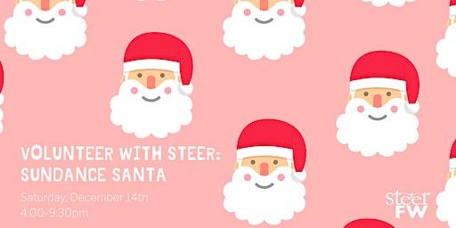 Volunteer with Steer: Sundance Square Santa