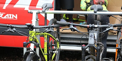 CX-XMAS Ride w/ TriathlonTeam Eisenhart @HaBuBe