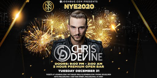 Noto Philadelphia's New Year's Eve Party 2020