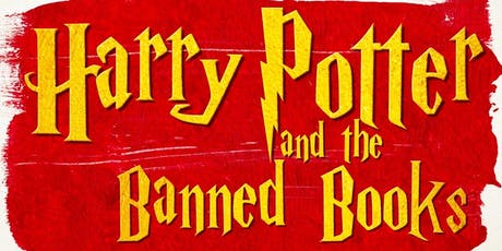 Harry Potter and the Banned Books tickets