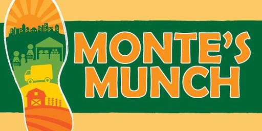 MONTE'S MUNCH: fundraising dinner for Monte's March