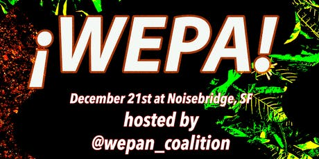 Wepa! A Community Event on Decolonization & the Climate Crisis tickets