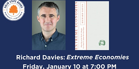 Richard Davies: Extreme Economies tickets