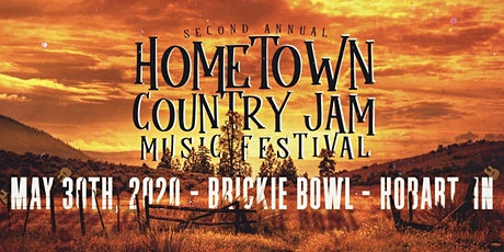 Hometown Country Jam 2020 tickets