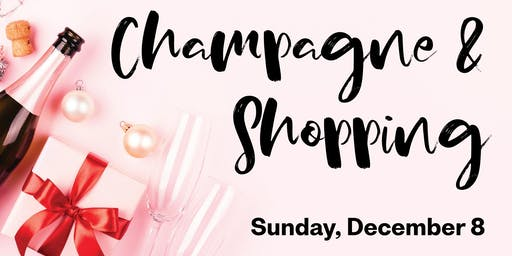 Champagne and Shopping
