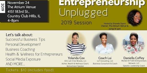 Entrepreneurship Unplugged 2019