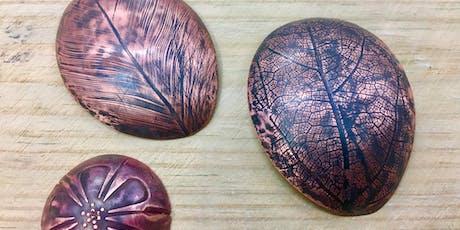 Copper Decoration Workshop tickets