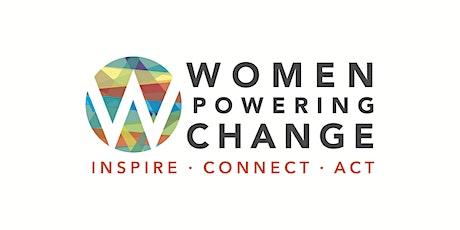 Women Powering Change 2020 tickets