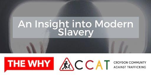 Special film screening: An Insight into Modern Slavery