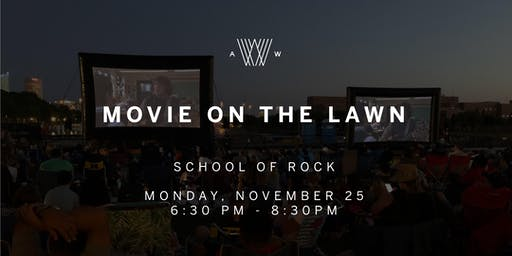 Movie on the Lawn - School of Rock