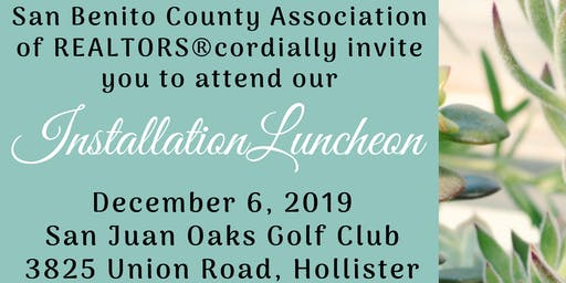 San Benito County Association of REALTORS