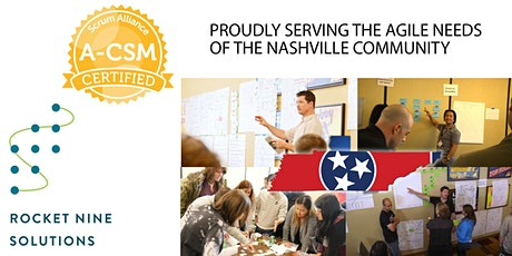 Nashville Advanced Certified ScrumMaster Training June A-CSM tickets