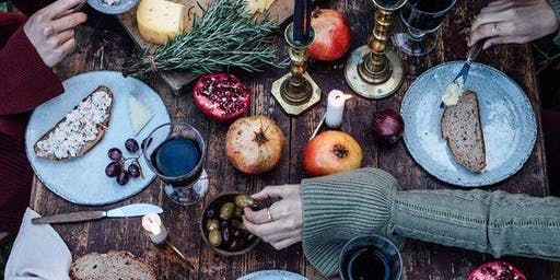 Candlelit Yule & Winter Solstice Feast