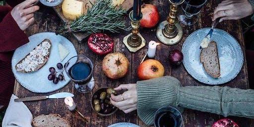 Candlelit Yule & Winter Solstice Feast