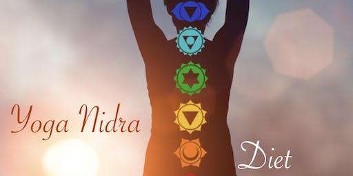 Healing workshop with Yogi Nataraj
