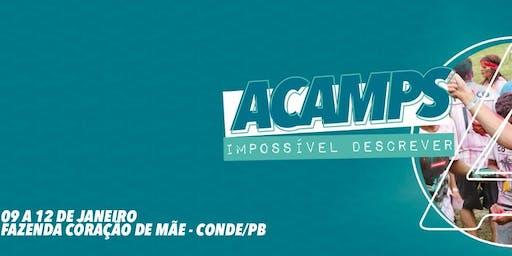 ACAMPS JAMPA 2K20