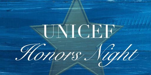 UNICEF Honors Night