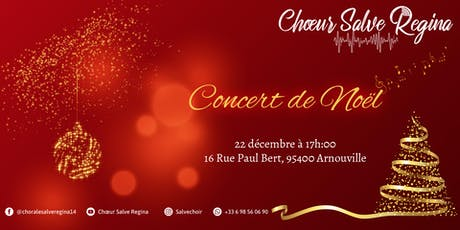 Salve Regina en Concert de Noël billets